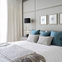 grijze slaapkamer ontwerpen., Meubels Ideeën