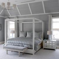Grijze muur - Huidige kleur voor de kamer ...